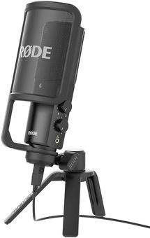 RODE PHOTO MICROPHONE NT-USB NOIR - R 100235