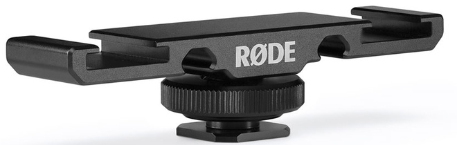 RODE PHOTO SUPPORT DOUBLE SABOT DCS-1