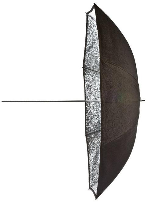 ELINCHROM parapluie shallow argent 85cm.
