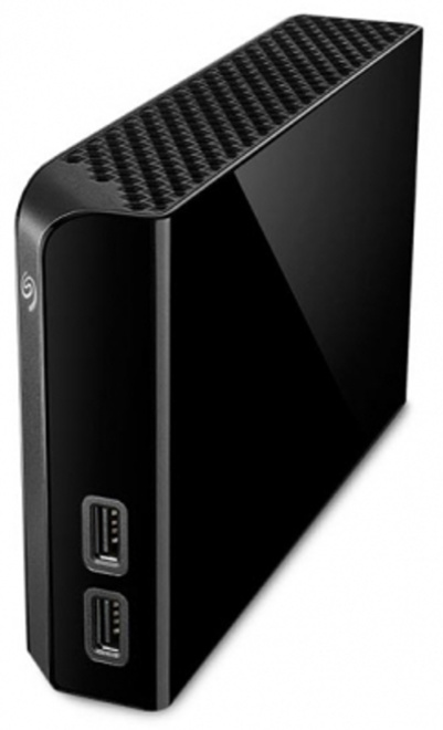SEAGATE 4To 3'5 Backup Plus w/Hub