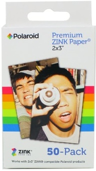 POLAROID zink 2x3 pack 50 feuilles.