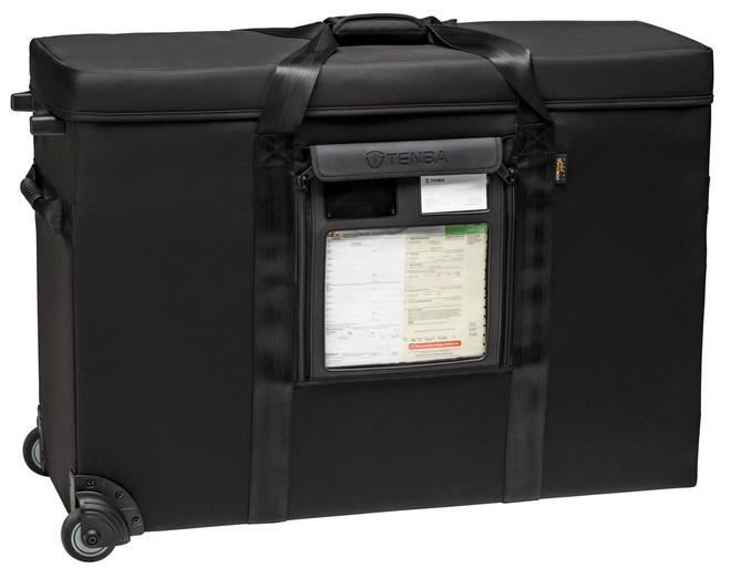 TENBA Air Case w/ wheels Eizo 31 black