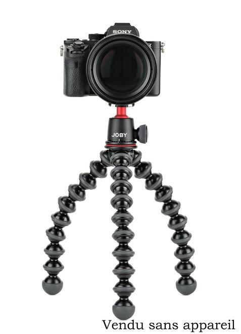 JOBY Trepied GorillaPod 3K Kit Black