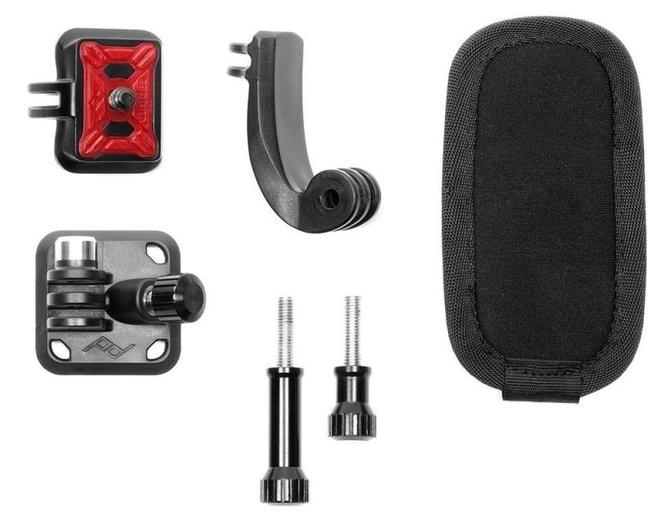 PEAK DESIGN adaptateur action camera clip capture