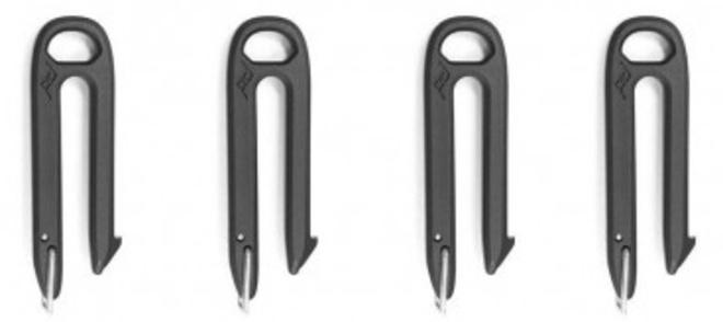 PEAK DESIGN PACK DE 4 C-CLIPS