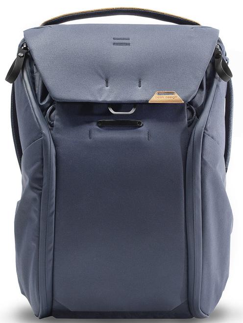 PEAK DESIGN sac a dos everyday bpack 20l v2 blue