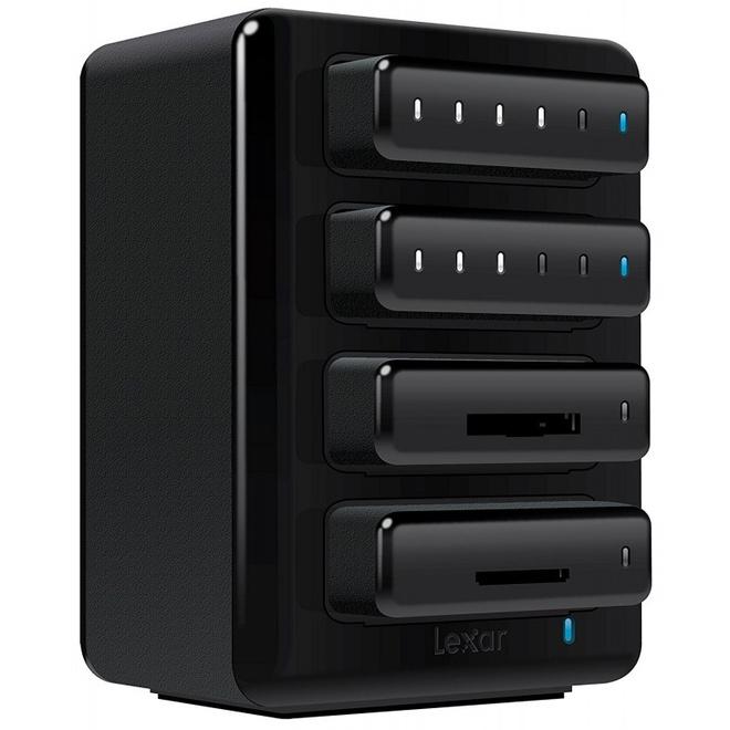 LEXAR HUB lecteurs Thunderbolt 2 / USB 3.0