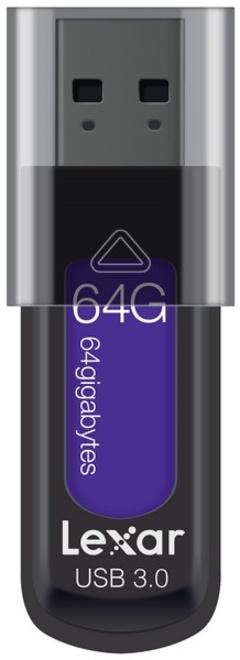 LEXAR JUMPDRIVE 64GB S57 VIOLET