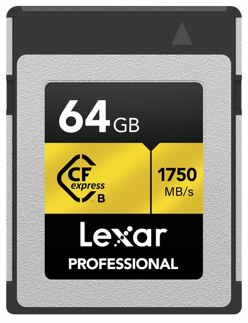 LEXAR CFEXPRESS 64 GB PROFESSIONAL TYPE B