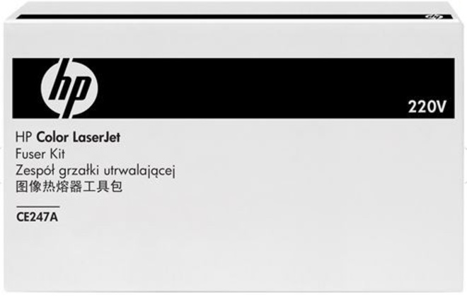 HEWLETT PACKARD kit unite de fusion p/ CP4525.