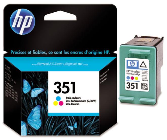 HEWLETT PACKARD Cartouche Hp 351 couleur