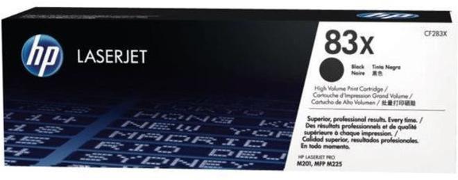 HEWLETT PACKARD toner noir pr LASERJET 201.