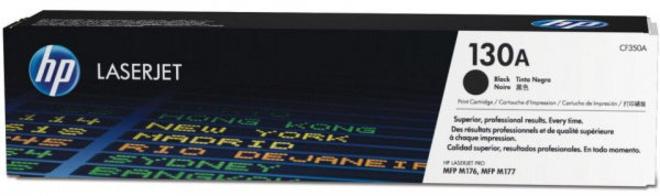 HEWLETT PACKARD toner BLACK pour LJ PRO M177.