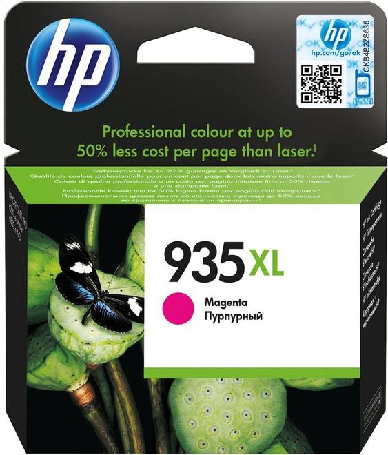 HEWLETT PACKARD HP 935XL magenta.