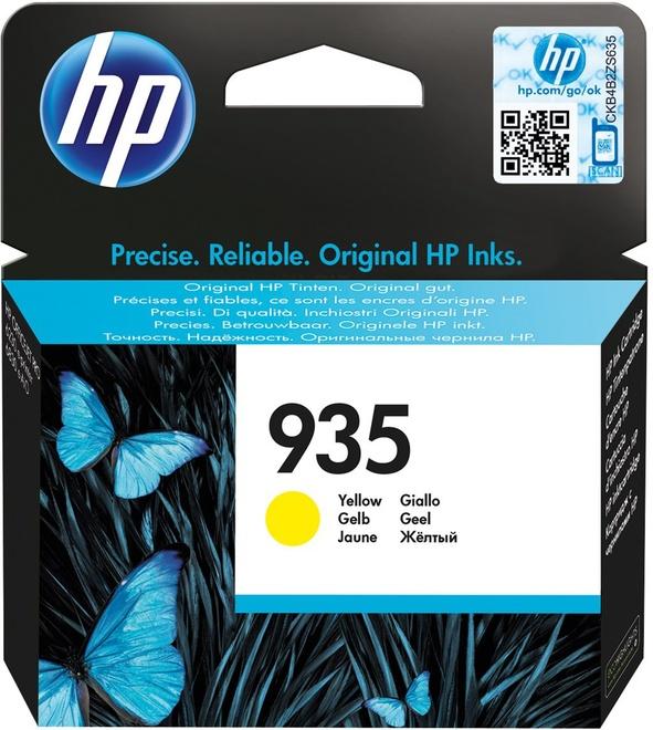 HEWLETT PACKARD HP 935 YELLOW