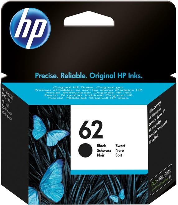 HEWLETT PACKARD CART HP 62 BLACK.