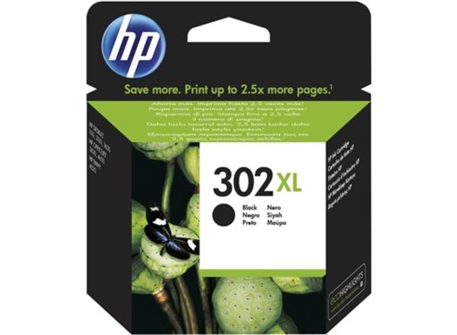 HEWLETT PACKARD cart HP302 XL noire.