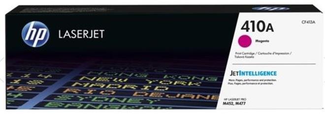HEWLETT PACKARD toner mageta hp410a p/laserjetpro m452dn