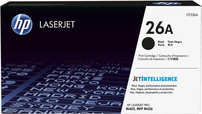 HEWLETT PACKARD toner noir pr LASERT JET M402.