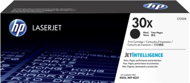 HEWLETT PACKARD toner noir xl pour LJ PRO 203.