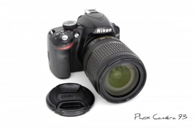 NIKON D3200 + AF-S NIKKOR 18-105 F/3.5-5.6 VR