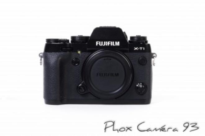 FUJIFILM FINEPIX X-T1 BOITIER NU NOIR