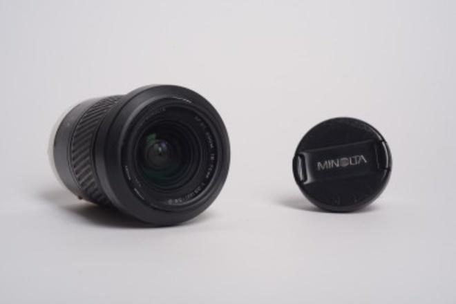 MINOLTA AF DT 18-70mm F/1:3.5-5.6 D