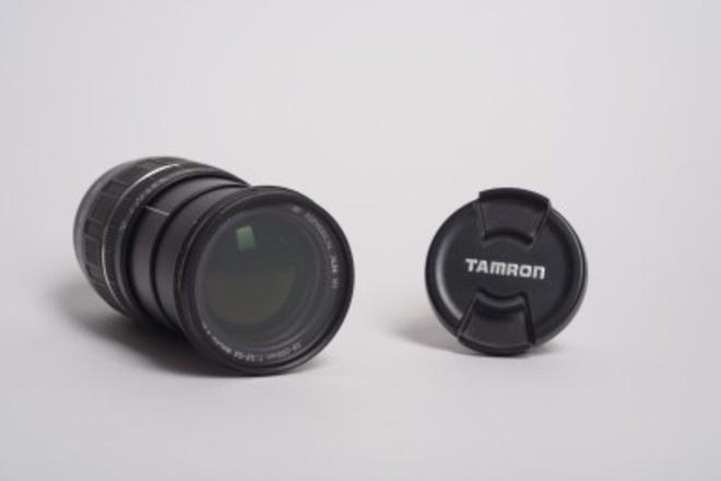 TAMRON 28-200mm F/1:3.8-5.6 MACRO POUR MINOLTA
