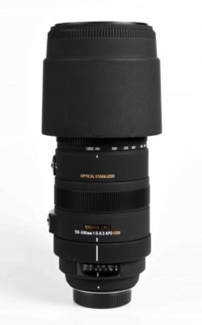 SIGMA APO 150-500 mm F/5.6.3 HSM MONTURE NIKON