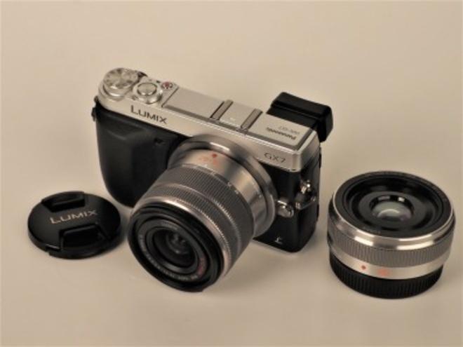LUMIX GX7 + 20mm F/1.7 + 14-42mm