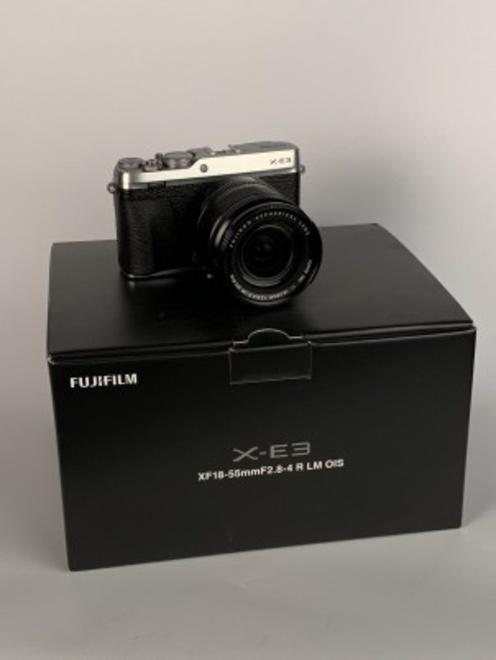 FUJIFILM X-E3 + 18-55mm F/2.8-4