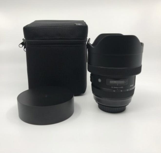 SIGMA 12-24mm F/4 DG ART / CANON