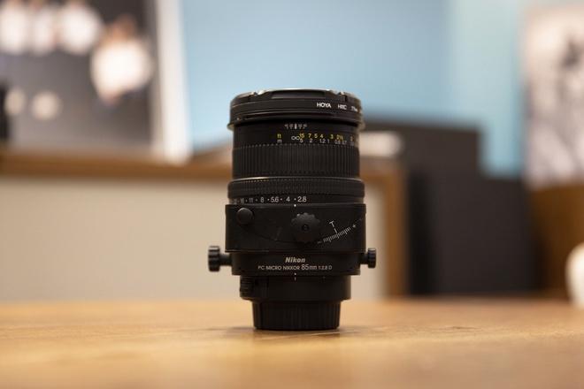 NIKON PC MICRO NIKKOR 85mm f/2.8 D