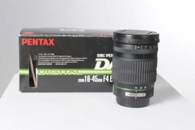 PENTAX 16-45mm f/4 ED AL v