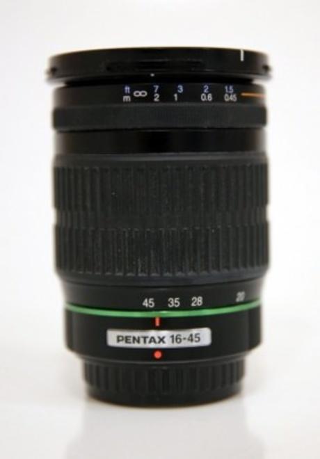 PENTAX DA 16-45mm f/4 ED AL