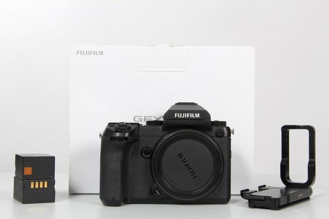 Fujifilm gfx 50 s