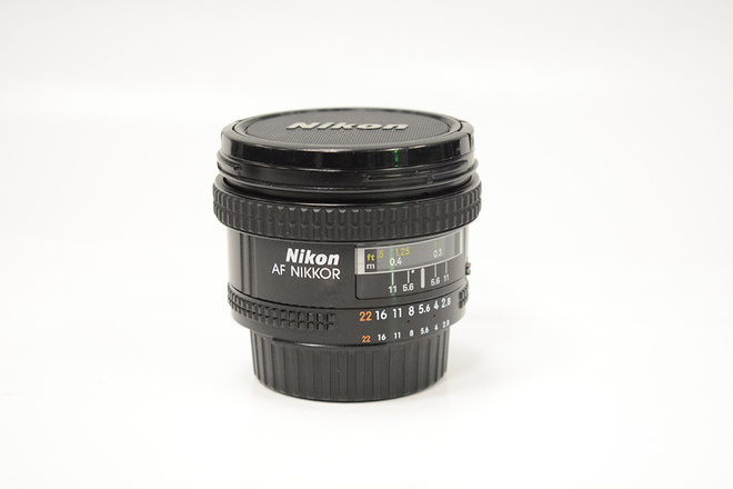 NIKON 20MM F2,8