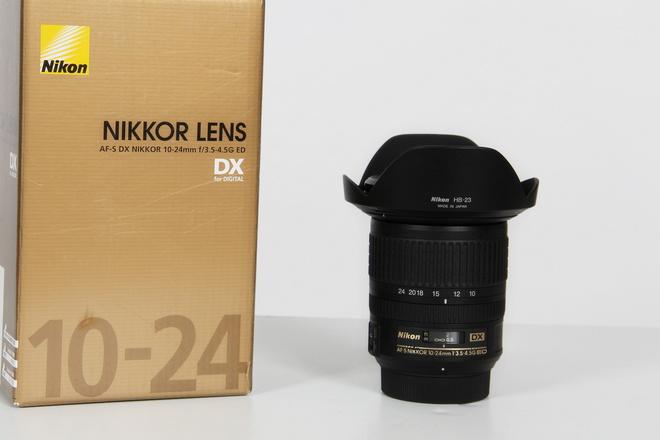Nikon af-s dx 10-24mm