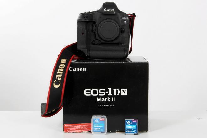 Canon eos 1 dx mark ii
