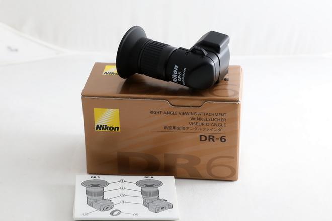 Viseur d'angle+outil macro NIKON DR-6