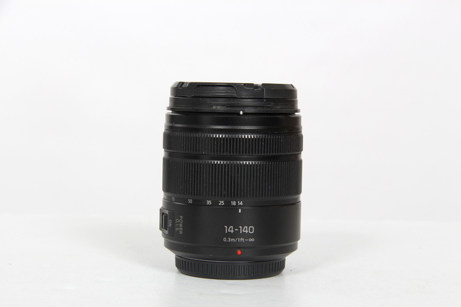 Panasonic Lumix 14-140mm f/3.5-5.6 asph