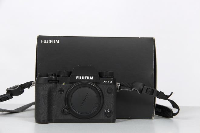 Fujifilm x-t2 boitier nu