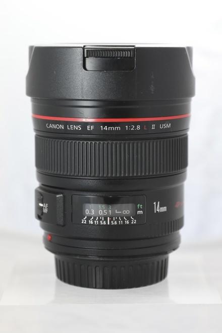 Canon EF 14 f/2.8 L II USM