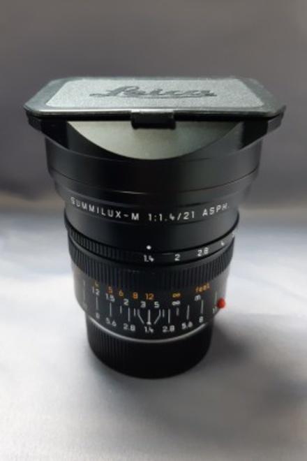 LEICA SUMMILUX-M 21mm F/1.4 ASPHERIQUE