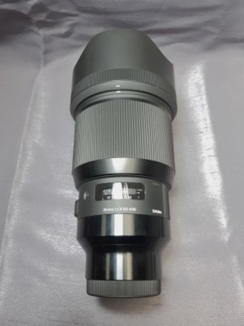 SIGMA DG 85mm F/1.4 ART monture Sony E