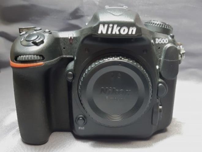 NIKON D500 BOITIER NU