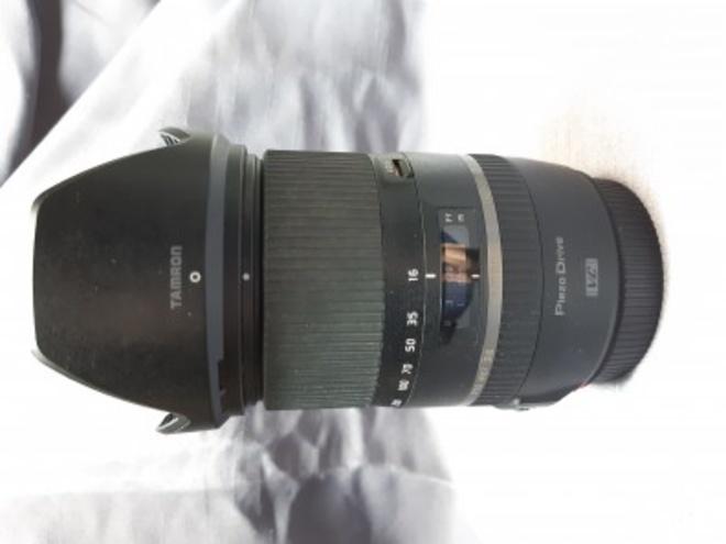TAMRON 16-300mm F/3.5-6.3 DI II PZD MONTURE CANON