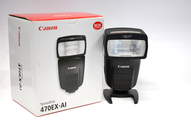 CANON FLASH 470EX-AI