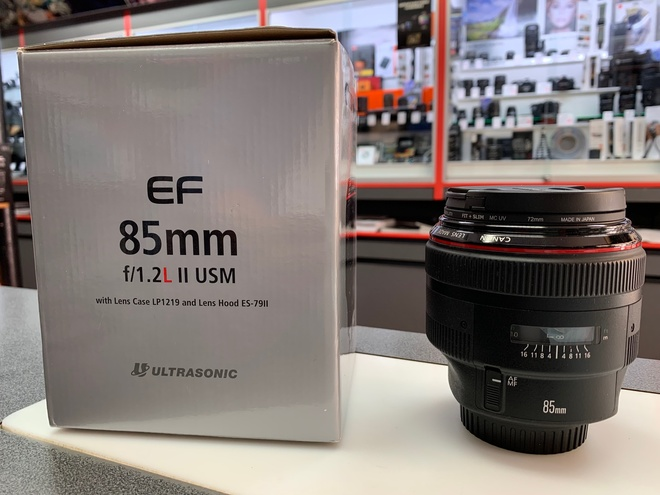 CANON 4/16-35 L IS USM