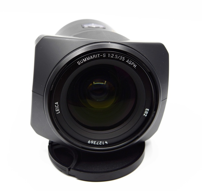 Leica Summarit 35 mm  F 2.5